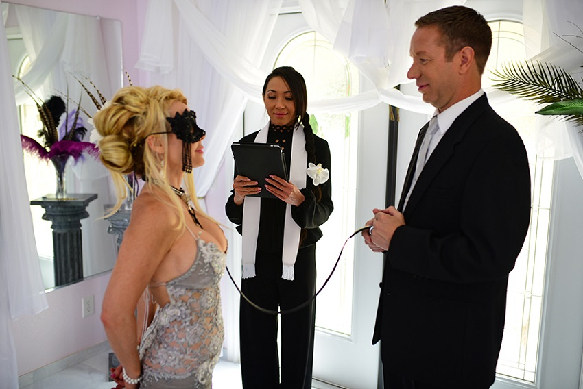 Plan Your Wedding The Way You Want It To Be We Are Here To Offer Ideas Collaring Ceremony Bondage Ceremony